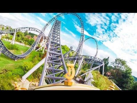 Karacho mit Licht Onride (FULL HD) - Erlebnispark Tripsdrill