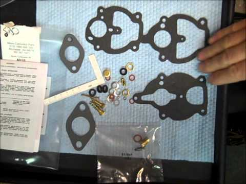 Zenith Carburetor Kit