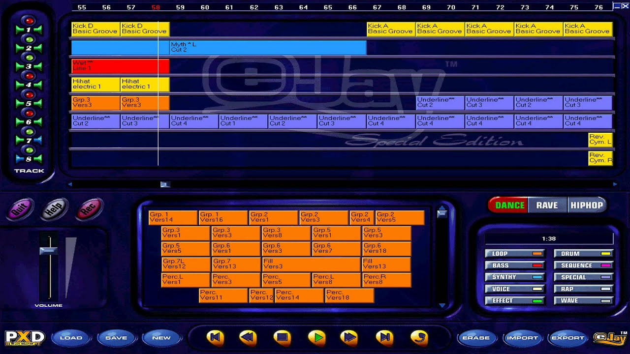 groove ejay 5 gratuit