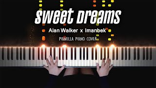 Download Alan Walker x Imanbek - Sweet Dreams | Piano Cover by Pianella Piano
