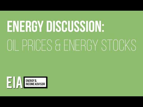 Latest Trends: Oil Prices & Energy Stocks