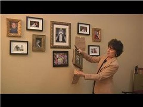 Home Decorating Tips How To Decorate A Large Wall With