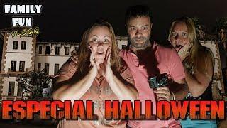 Especial HALLOWEEN 🎃 visitamos un HOSPITAL ABANDONADO de noche