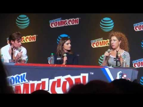 Tales From the TARDIS - Matt Smith, Alex Kingston, and Jenna Coleman - NYCC October 6th, 2016