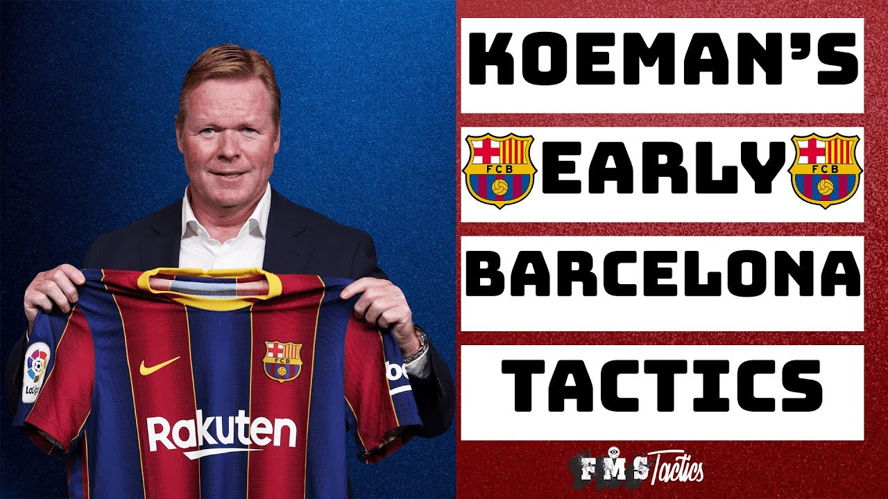 Koeman: I've seen a 'big change' in Barcelona since beginning of ...