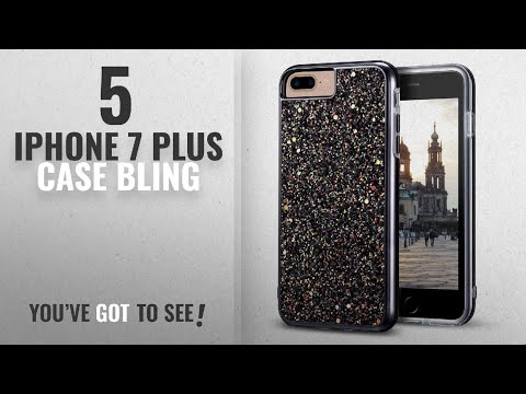Top 5 IPhone 7 Plus Case Bling [2018 Best Sellers]: IPhone 8 Plus Case, IPhone 7 Plus Case, MIRACASE