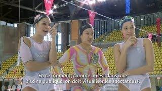 Video Cirque du Soleil - Synchronized swimming (2) - Jobs on stage download MP3, 3GP, MP4, WEBM, AVI, FLV Juli 2018