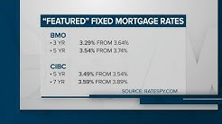 Business Report: Banks adjusting mortgage rates