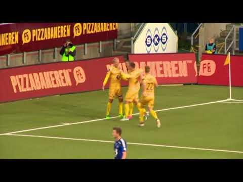 Høydepunkter: Bodø/Glimt - Florø, 1. divisjon, 01. oktober 2017