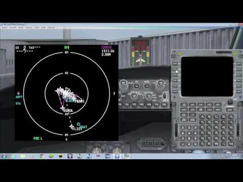 Custom waypoints B737NG - Virtual Flight Deck #tips