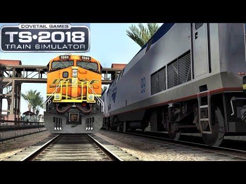 Train Simulator: Fullerton to Los Angeles Union Station