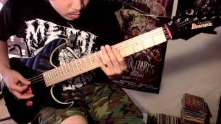 slipknot aov guitar cover hd