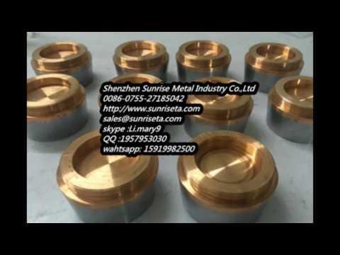 Material  Tantalium-Tungsten spring-wireTa7.5WShenzhen Sunrise Metal Industry Co.,Ltd