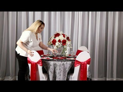 Event Decor Tips - Budget Friendly Wedding Tablescape
