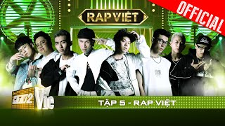 Rap Việt Tập 5 Full HD