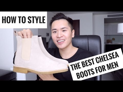 The BEST Chelsea Boots: 3 tips cần lưu ý | Review | How to style | Luxury Alternatives