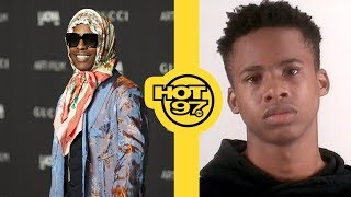 Newspaper Mistakes A$AP Rocky For Tay-K + Puerto Rico Update