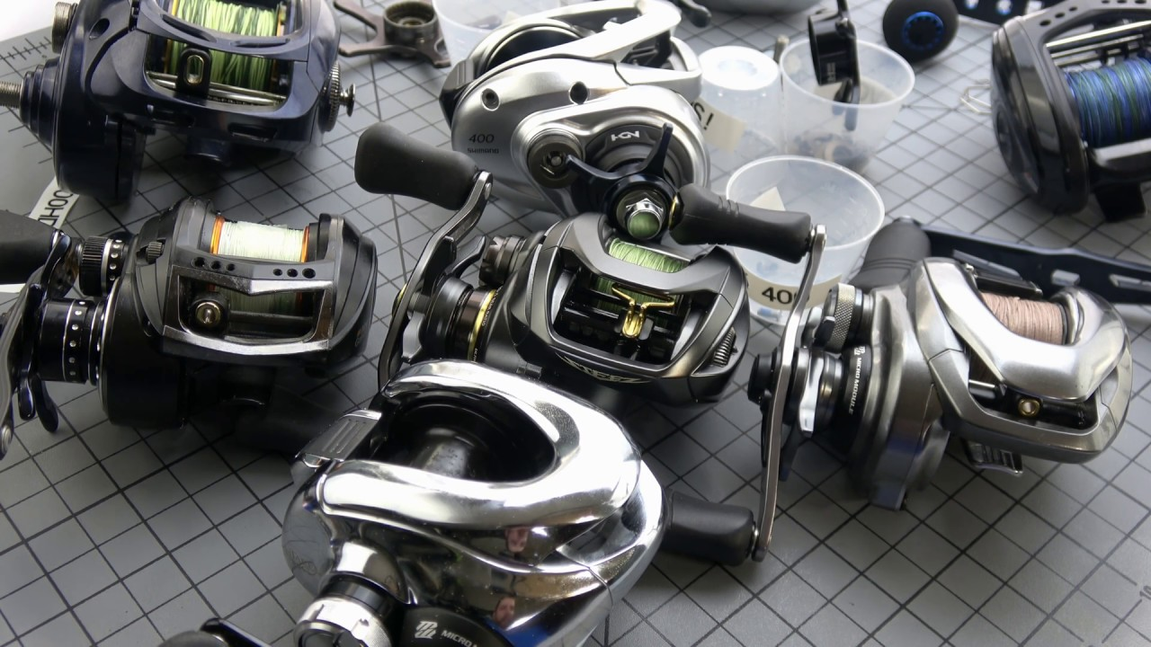 db4b4720dca Shimano Tranx 400, Daiwa Lexa HD 300/ 400, Abu Garcia Revo Toro Beast  review and comparison