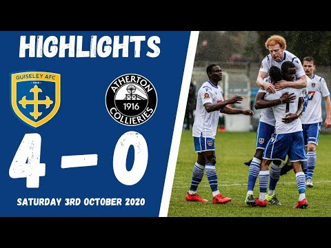 Guiseley Atherton Goals And Highlights