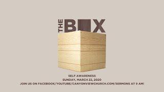 Self Awareness - Bob Clifford, March 22, 2020