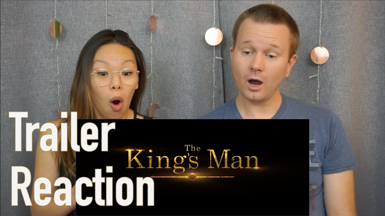 Download The King's Man Official Trailer // Reaction & Review