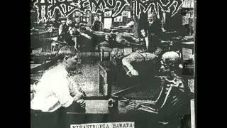 Habemus Kaos - Misantropia barata (d-beat punk Spain)