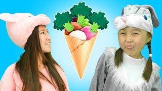 Do you like broccoli ice cream song | Kinderlieder