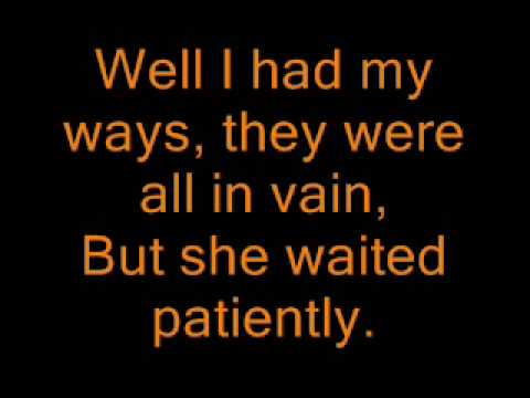 She is Love Lyrics - Parachute