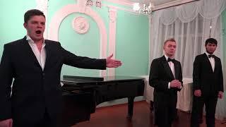 В.Моцарт. Явление Командора
