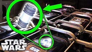 What is Coaxium? (CANON) - Star Wars Explained