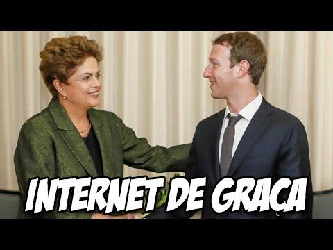 Facebook vai disponibilzar internet DE GRAÇA para favela em São Paulo