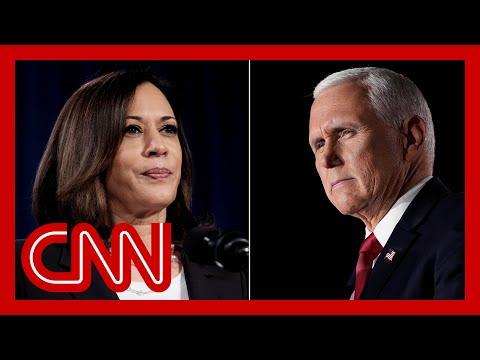 Replay: The 2020 vice presidential debate on CNN