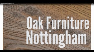 Oak Furniture Nottingham | Modern Oak Furniture