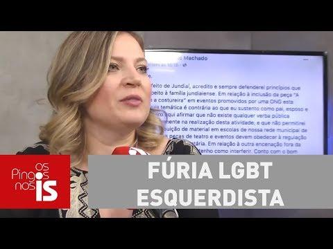Joice: Prefeito De Jundiaí Enfrenta Fúria LGBT-esquerdista Por Cuidar Do Dinheiro Público