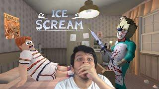 FINAL MALO: EL HELADERO ES UN DOCTOR MALVADO !! - Ice Scream 2 (Horror Game)