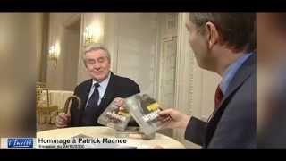 Patrick MACNEE : Hommage à l