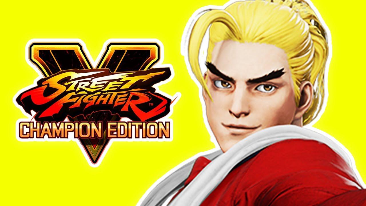 Ken Costumes Street Fighter V Youtube