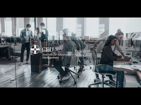 Máster Internacional en Management (MiM) - Youtube frame