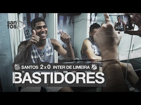 SANTOS 2 X 0 INTER DE LIMEIRA | BASTIDORES | PAULISTÃO (30/01/20)