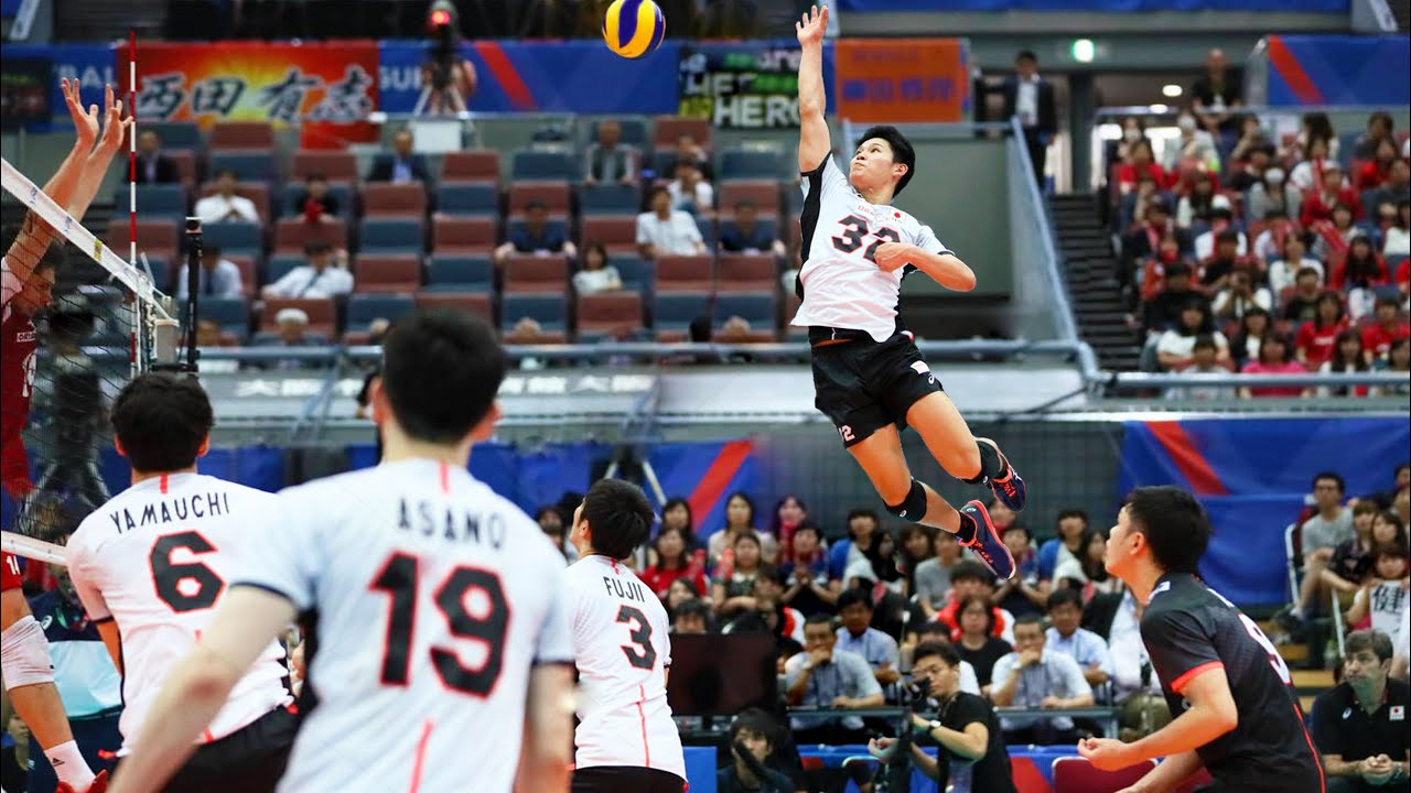 This is Why Yuji Nishida Will Be One of the Best Players in Volleyball History (HD)