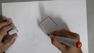 How to draw Domino