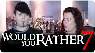 Would You Rather 7! - Tag Video! - With Joanna Delilah!