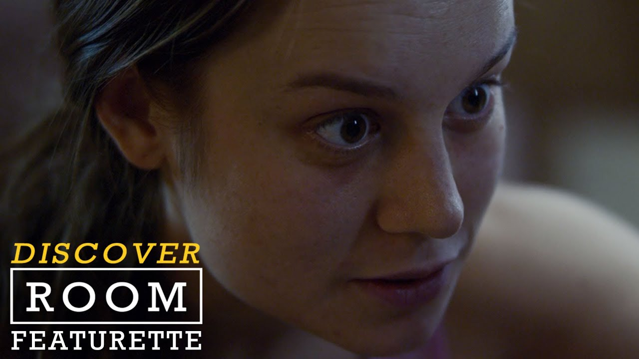 Discover Room Brie Larson Official Fyc Featurette Hd
