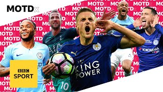 Who is the most iconic Premier League player of the decade? | MOTDx