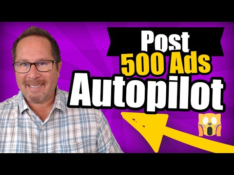 How To Post Free Classified Ads On Autopilot | FREE Ad Submission Software