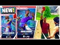 NEW WORLD CUP SKINS IN FORTNITE