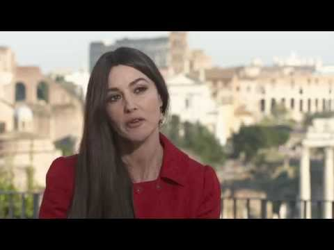 007 CONTRA SPECTRE - Entrevista (Monica Bellucci)