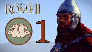 Тила #1 😠 ROME II TOTAL WAR