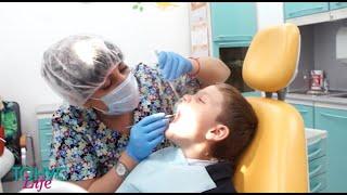 Детская стоматология. Лечение зубов во сне(Подробная информация: http://www.tonuskroha.ru/detskaya-stomatologiya.html Ваш ребенок не хочет идти к стоматологу, боится бормаши..., 2016-07-12T09:17:01.000Z)