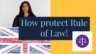 12 - Protection of the Rule of Law